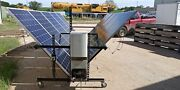3195 Watt Solar Package With 9 Panels And 3kw Inverter