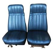 Chevy Blazer Seat Upholstery For High Back Front Buckets Only 1977-1987- U.s.a.