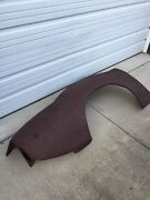 Nos Amc Amx Javelin Driver Side Fender 71-74 New Old Stock Not Used Chk For Ship