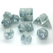 Ghostly Grudge Polyhedral 15-die Set Role 4 Initiative 50602-fb
