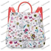 Disney Store Animators Collection Fashion Bag / Backpack - Pattern Varies - Nwt