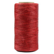 Leather Craft Sewing Stitching Waxed Thread Diy 284yd 150d Polyester String Cord