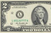 L05132777a Awesome Low Serial Number Super Collectable They Go Fast