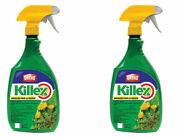 Lot Of 2 Killex 709ml Ready To Use Lawn Weed Dandelion Killer Control Herbicide