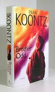 Brother Odd Koontz First Edition/first Printing / Signed And Dated