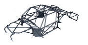 Plastic Roll Cage Kit Fit For 1/5 Losi 5ive T Rc Car Parts