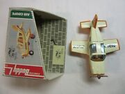 Buddy L Air Coupe 5139n Airplane Single Propeller Plane Pressed Steel W Box