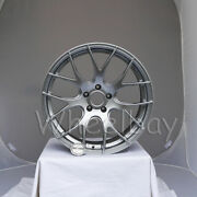 1 Pc Only Linea Corse Wheels Lc 818 R 19x10 5x120 22 72.6 Hyp Silver