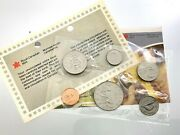 1984 Canada Proof Like Uncirculated Canadian Coin Set With Card R027