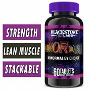 Blackstone Labs Abnormal Dhea Blend 60 Capsules Build Muscle Fast