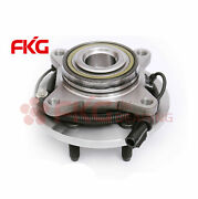 Front Wheel Bearing And Hub Assembly For 2009 2010 Ford F-150 2wd W/abs 6 Bolt