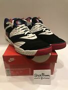 Nike Air Tech Challenge Iv 4 Court Andre Agassi Lava French Us Open Pe Size 11