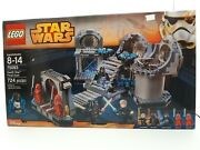 2015 Retired - Lego Star Wars 75093 Death Star Final Duel - New And Sealed Rare