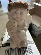 """Dreamsicles 1998 """"love My Lamb"""" Figurine Retired Signed"""