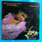 The Dazz Band-let The Music Play-1981 Motown W/l Promo Mint-  Unplayed