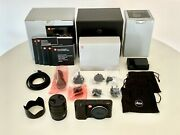 Leica T Camera W/ 18-56mm Lens In Original Package Perfect Condition