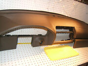 Mercedes W140,c140 S600 Amg 95-99 Leather Wrapped Stitched Brown Dash 1 Pad Only