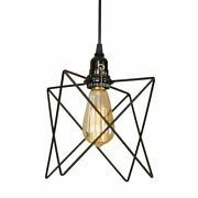 Industrial Pendant Led Lights Home Decorations E27 Lighting Pull Chain Switching