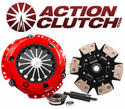Action Racing Stage 3 Clutch Kit For 88-89 Toyota Mr2 1.6l 4agze Supercharged