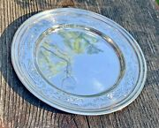 Sale - International Silver Co, Sterling Silver Plates, 12 Dishes, 1613, Antique