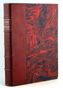 Signed Leather 1898 Edouard Detaille French Military Art Franco Prussian War