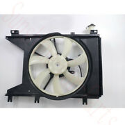 1x For Toyota Vios 2014-17 Car Air Conditioning Electronic Fan Assembly Replace