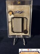 2013 Topps Museum Collection Miguel Cabrera Patch Auto 3/10 Clean