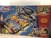 Knex Electronic Arcade Build It And Play Pinball Style Game