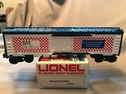 Lionel 0 And 027 Gauge 6-9873 Ralston Purina Reefer Nos F3