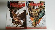 Lot Of Two Savage Hawkman Graphic Novels