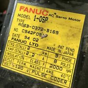 1pcs Used For Fanuc A06b-0372-b169 Servo Motor Tested In Good Conditionqw
