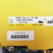 1pcs Used Fanuc A02b-0283-b500 System Host Tested In Good Conditionqw