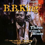 B.b. King Three Oand039clock Blues Cd 2004 Highly Rated Ebay Seller Great Prices