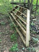 Deer Stand Or Tree House - 16 Ft Octagon - 140 Sq Ft - Brackets Braces Lumber