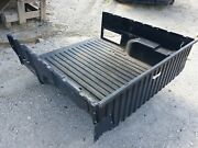 14 Toyota Tacoma Bed Floor Pan Interior Center Section