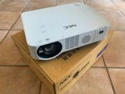 Nec Np-p502hl Laser Projector Npp502hl Only 3,501 Out Of 20,000 Hrs Used