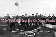 Ch 1307 - Territorials Pumping Water Into Troughs, Leasowe, Cheshire - 6x4 Photo