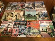 Farm Collector Magazine Lot Of 12 Complete Year 2001 Vintage Tractor Antique