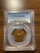 1870-p Two Cent Piece 2c Pcgs Proof Pf Pr 65 Red Rd
