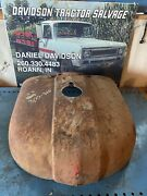 Farmall 300 Front Grille Top Antique Tractor Vintage