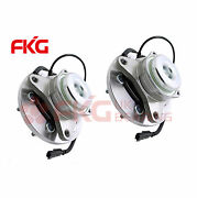 2 Front Wheel Hub Bearing For 2wd 11-2014 Ford F-150 Expedition Navigator 515143