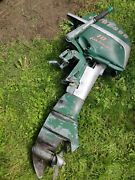 Parting Out Johnson Evinrude Seahorse Qd-10 10hp Boat Motor Outboard Parts