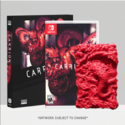 Limited Run Carrion Signature Collectors Edition Nintendo Switch Order Confirmed