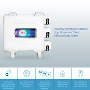 3 Stage Tankless Whole House Under Sink High Flow Water Purifier Filter System