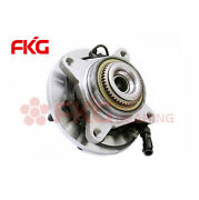 4wd Front Wheel Bearing Hub For 07-10 Lincoln Navigator Ford Expedition 515095x1