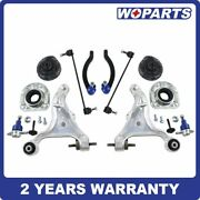 Front Control Arm Ball Joint Sway Bar Strut Mount Link Fit For Volvo S60 01-03