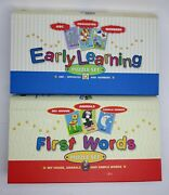 New Spice Box Sets Early Learning And First Words Kids Puzzle Sets