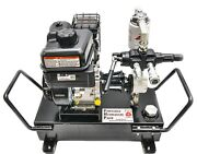 Portable Hydraulic Power System Lots Of Options