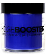 Style Factor Edge Booster Strong Hold Styling Gel 16.9 Oz Blueberry Scent