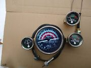 Massey Ferguson Tractor Gauges Wiht Counter Clock Wise Tachometer Cable
